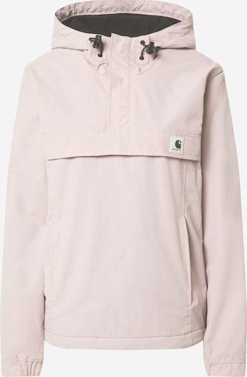 Carhartt WIP Prehodna jakna 'Nimbus' | pastelno roza barva, Prikaz izdelka