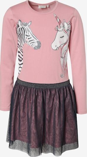 myToys-COLLECTION Kleid in mischfarben / rosa / schwarz, Produktansicht