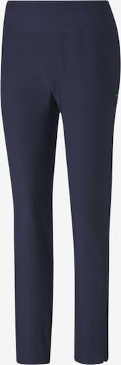 PUMA Sportbroek in de kleur Blauw, Productweergave