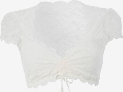 Nina von C. Bluse in weiß, Produktansicht