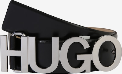 HUGO Ledergürtel 'Zula Belt 4 cm-ZL' in schwarz, Produktansicht