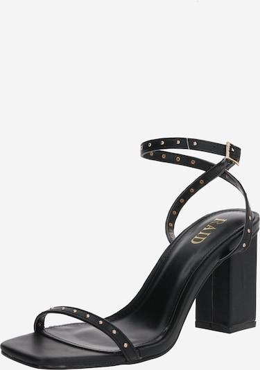 Raid Strap sandal 'ANIELA' in black, Item view