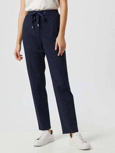 HUGO Spodnie 'Honesi' w kolorze ciemny niebieskim: Widok z przodu