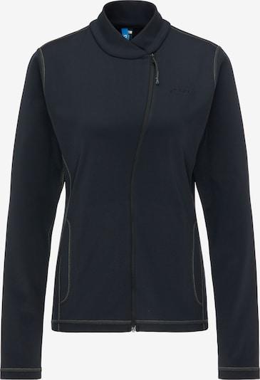PYUA Fleece-Jacke 'Appeal' in schwarz, Produktansicht
