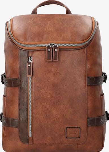 Picard Breakers Rucksack 43 cm Laptopfach in braun, Produktansicht