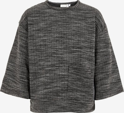 NAME IT Sweatshirt in graumeliert, Produktansicht