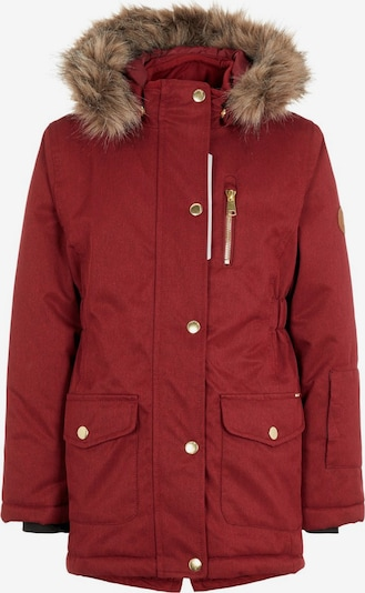 NAME IT Winterjacke 'Snow10' in feuerrot, Produktansicht