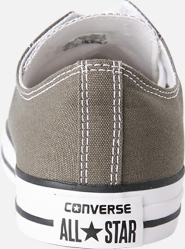 Converse 'core' En Gris Baskets Basses ZiPuXk
