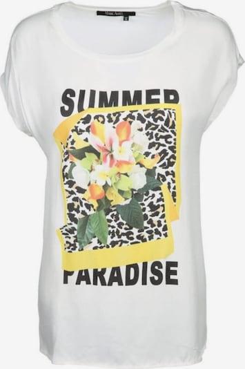 MARC AUREL T-Shirt ' Print ' in weiß, Produktansicht