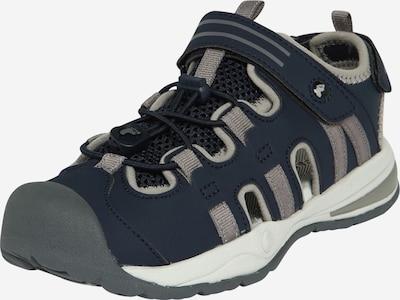 RICOSTA Open schoenen 'Coast' in de kleur Donkerblauw / Grijs, Productweergave