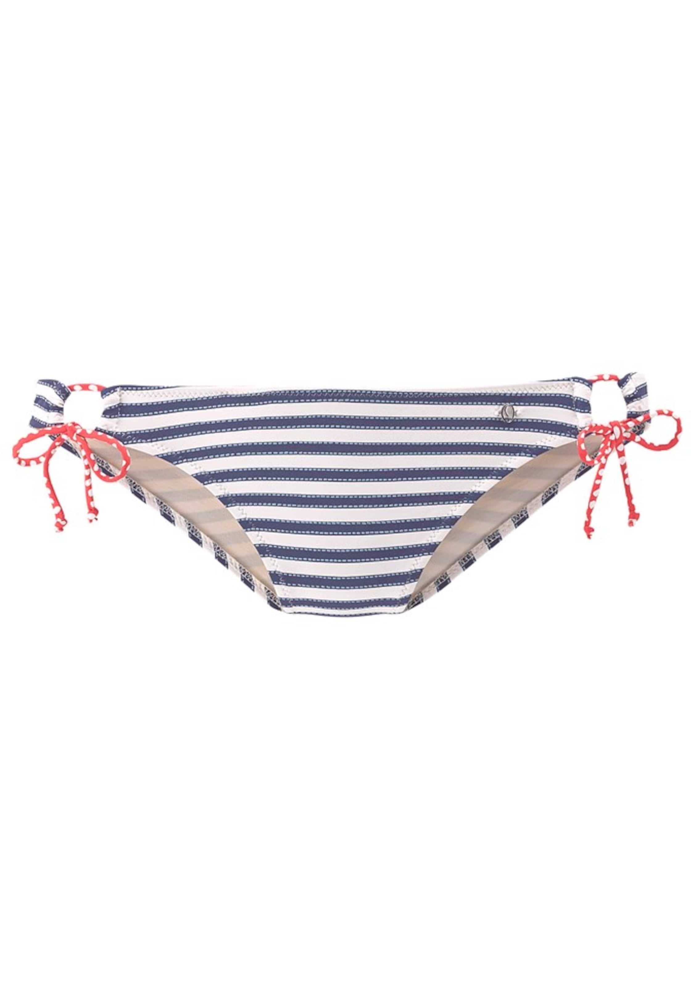 In Red bikini S Triangel Weiß oliver Label MarineCranberry Nnm08w