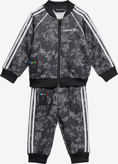 ADIDAS ORIGINALS Jogginganzug in schwarz, Produktansicht