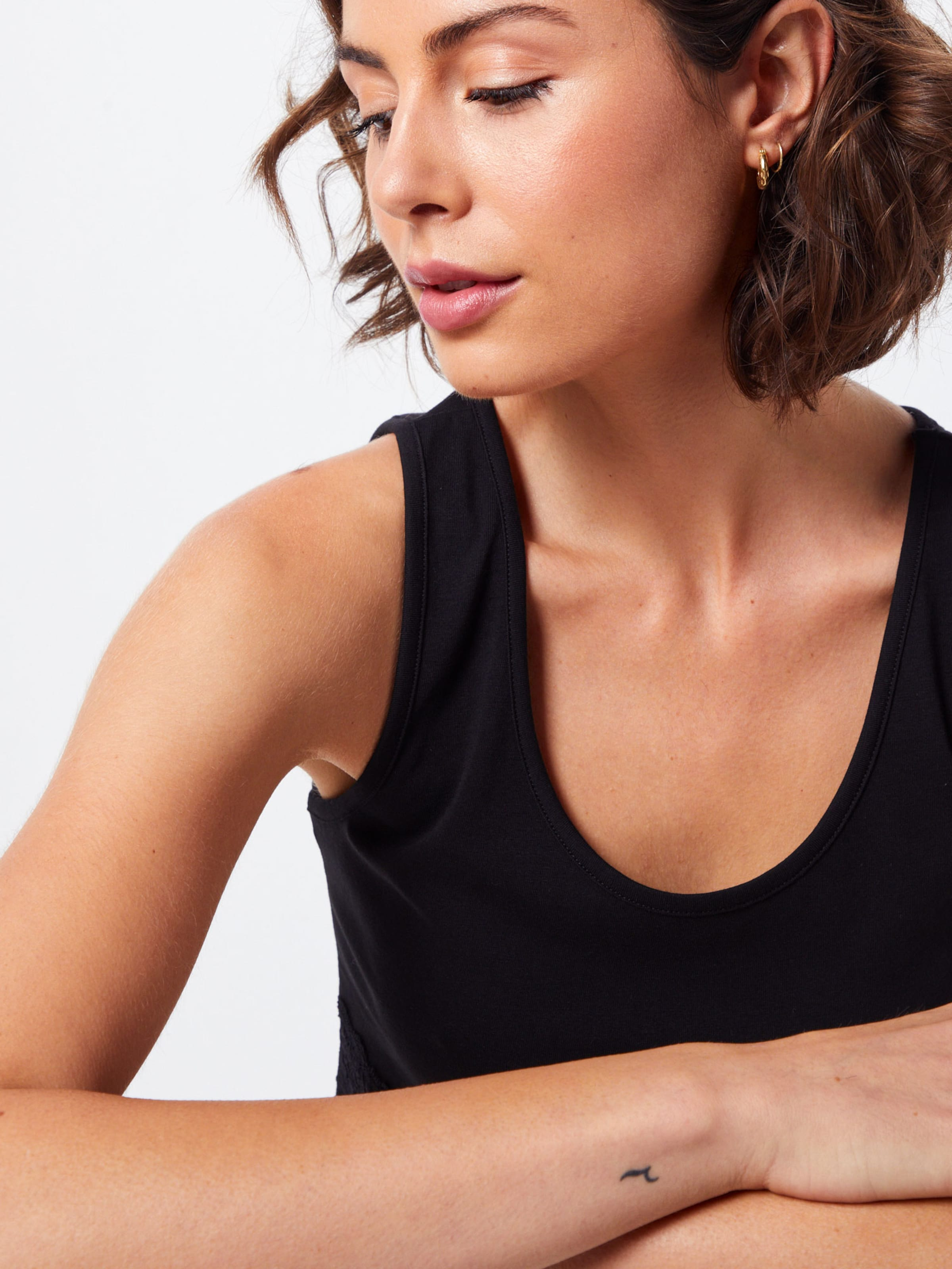 You 'lotte' Top In About Schwarz dBoQrCxWeE