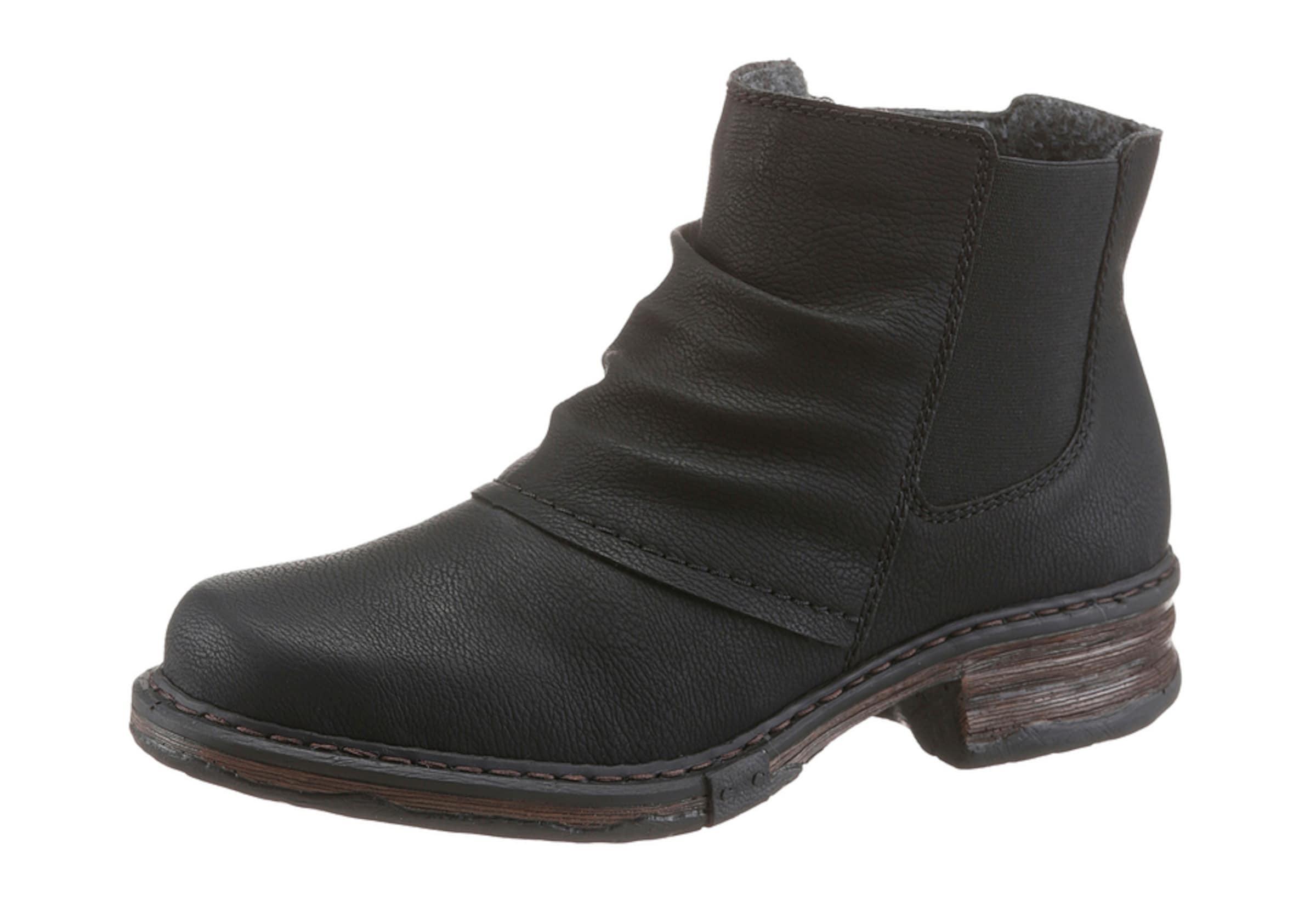 Haltbare | Mode billige Schuhe RIEKER | Haltbare Stiefelette Schuhe Gut getragene Schuhe c7c764