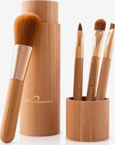 Luvia Cosmetics Kosmetikpinsel-Set in braun, Produktansicht