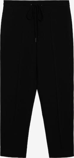 Pantaloni 'Semiflu' MANGO di colore nero, Visualizzazione prodotti