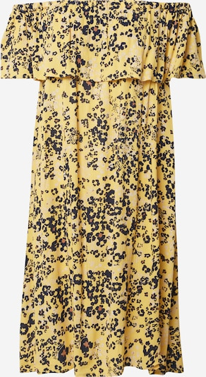 ICHI Kleid 'MARRAKECH' in gelb, Produktansicht