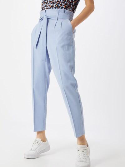 TOM TAILOR Paperbag Hose in blau, Modelansicht