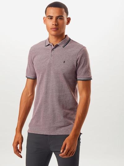 BURTON MENSWEAR LONDON T-Shirt en violet chiné: Vue de face