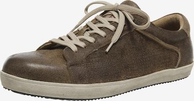 STOCKERPOINT Schuh '1337' in braun, Produktansicht