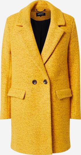 ONLY Manteau d'hiver 'Wally' en jaune, Vue avec produit