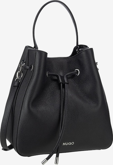 HUGO Beuteltasche 'Victoria' in schwarz, Produktansicht