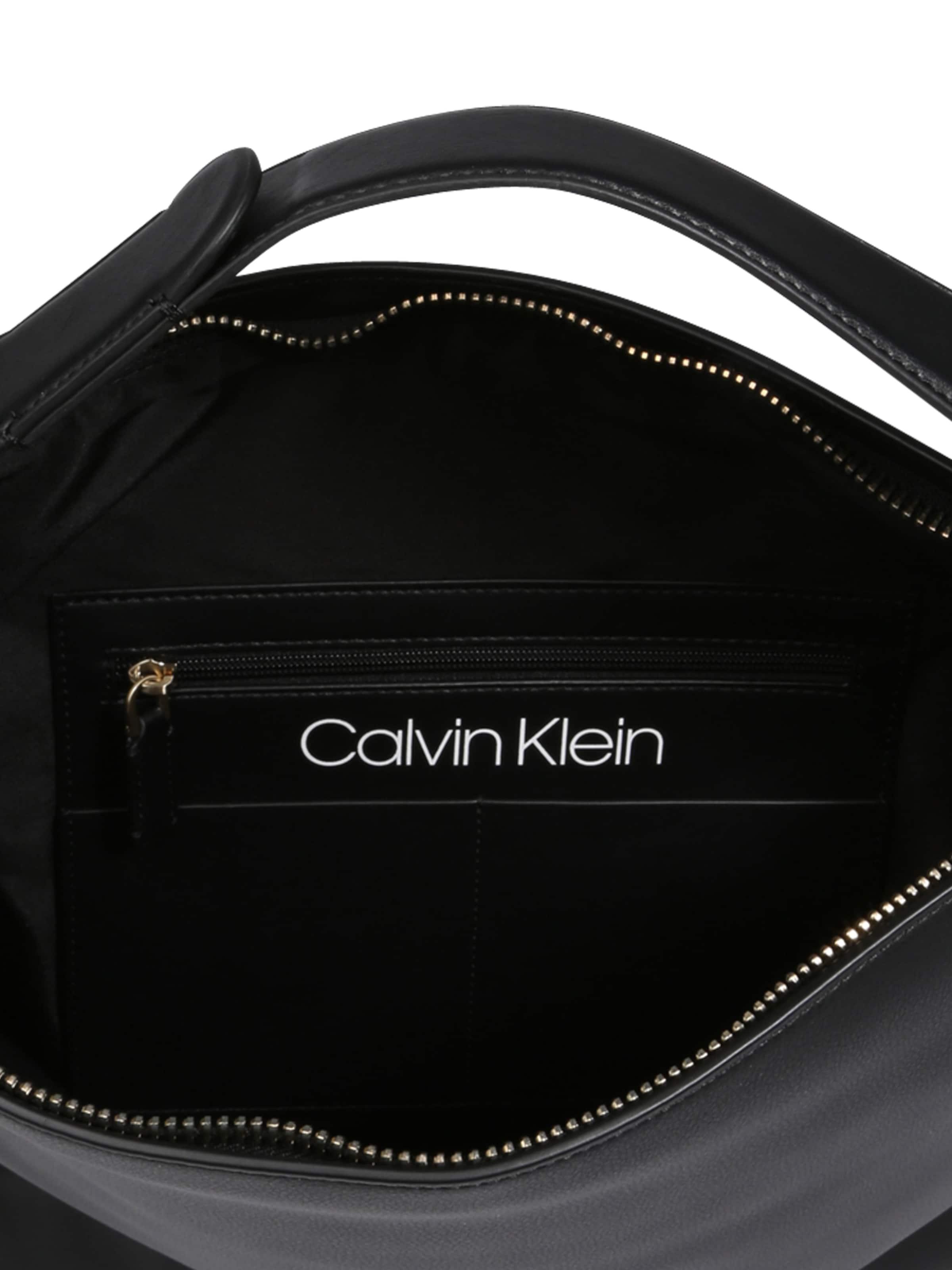 Schwarz bag Calvin Hobo Klein 'drive' In VMpzqLSUG