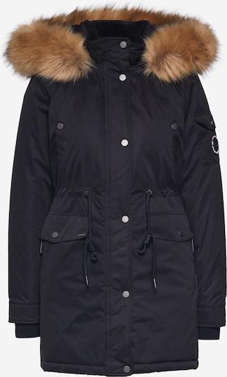 Superdry Winterparka 'NADARE MICROFIBRE' in de kleur Zwart, Productweergave