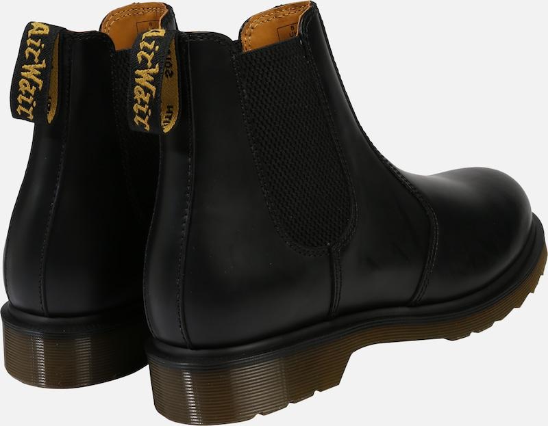Chelsea Boots En En DrMartens Noir DrMartens Boots Chelsea Noir PkTuOXiZ