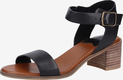KICKERS Strap Sandals in Black, Item view