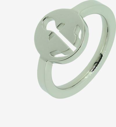 Hafen-Klunker Ring in silber, Produktansicht
