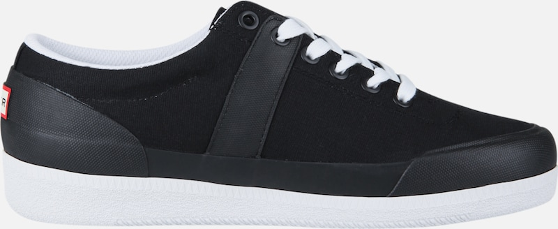 HUNTER Sneaker ORIGINAL LO CANVAS