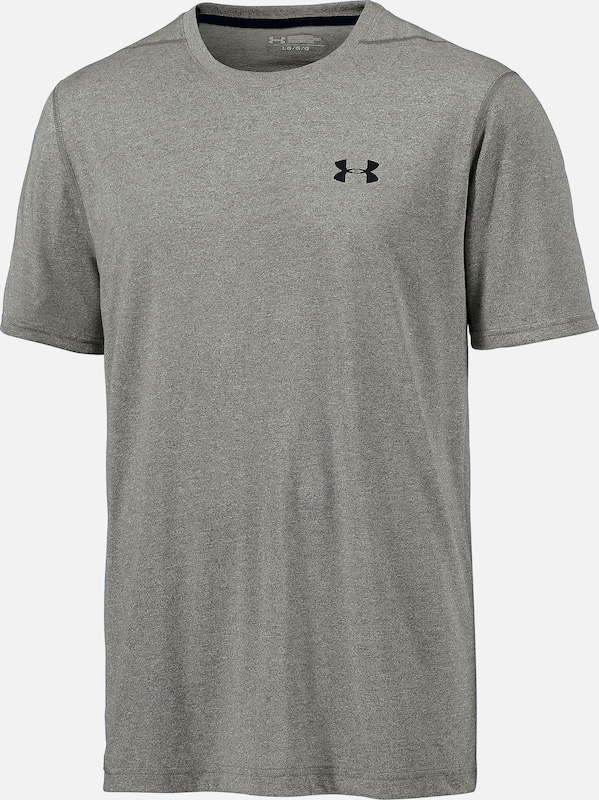 UNDER ARMOUR Trainingsshirt 'HeatGear Threadborne Fitted'