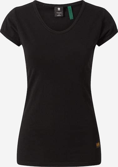 G-Star RAW Shirt 'Core Eyben' in de kleur Zwart, Productweergave