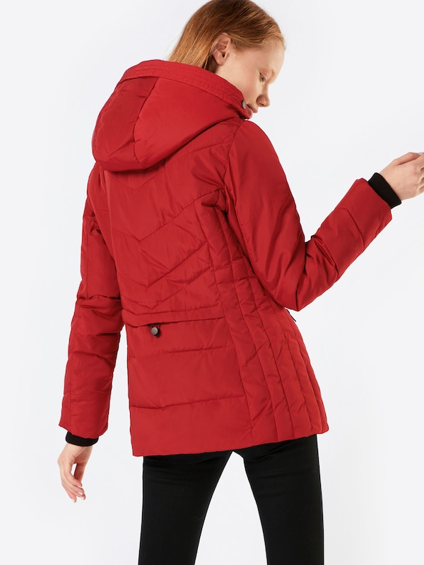 TOM TAILOR Steppjacke 'cold day'
