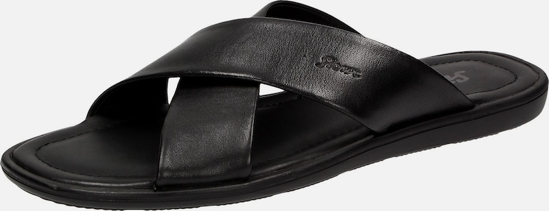 SIOUX Sandale 'Minago Leder Bequem, gut aussehend