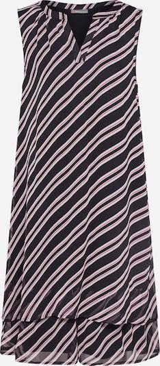 STREET ONE Kleid in pink / schwarz / weiß, Produktansicht