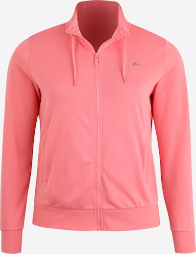 Sportinis džemperis 'Elina' iš Only Play Curvy , spalva - ryškiai rožinė spalva, Prekių apžvalga