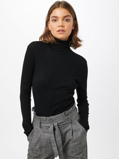 ONLY Sweter w kolorze czarnym, Podgląd na modelu(-ce)