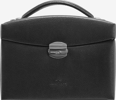 WINDROSE Sieraden-bewaring 'Beluga' in de kleur Zwart, Productweergave