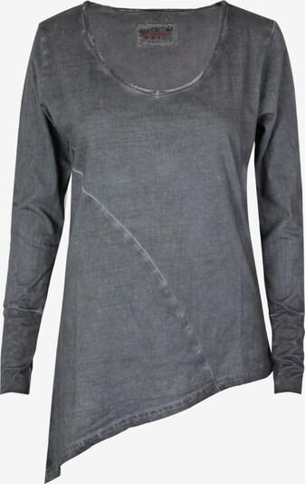 trueprodigy Shirt in dunkelgrau, Produktansicht