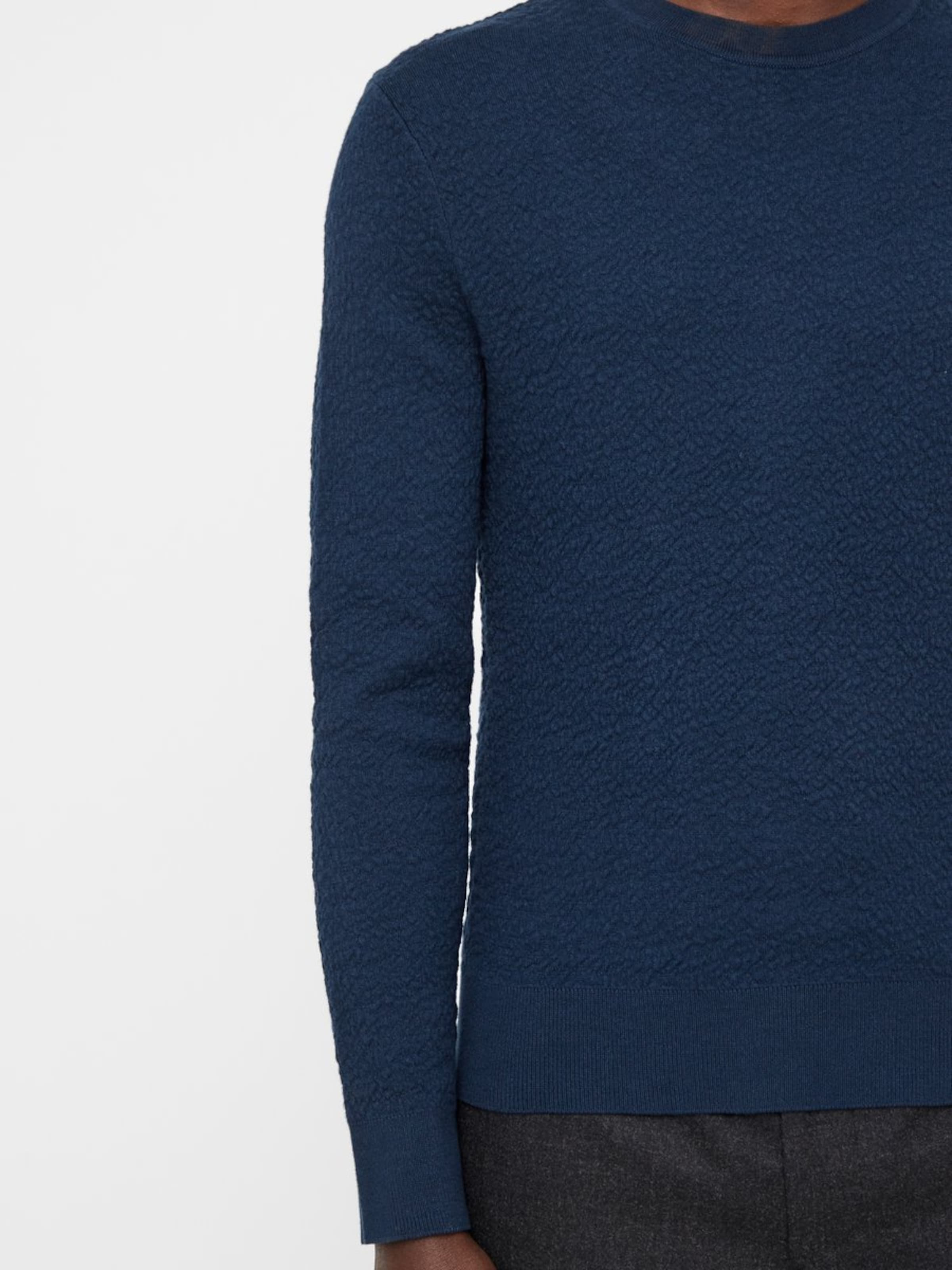 'taylon' Navy Pullover J lindeberg In gIyY6b7fv