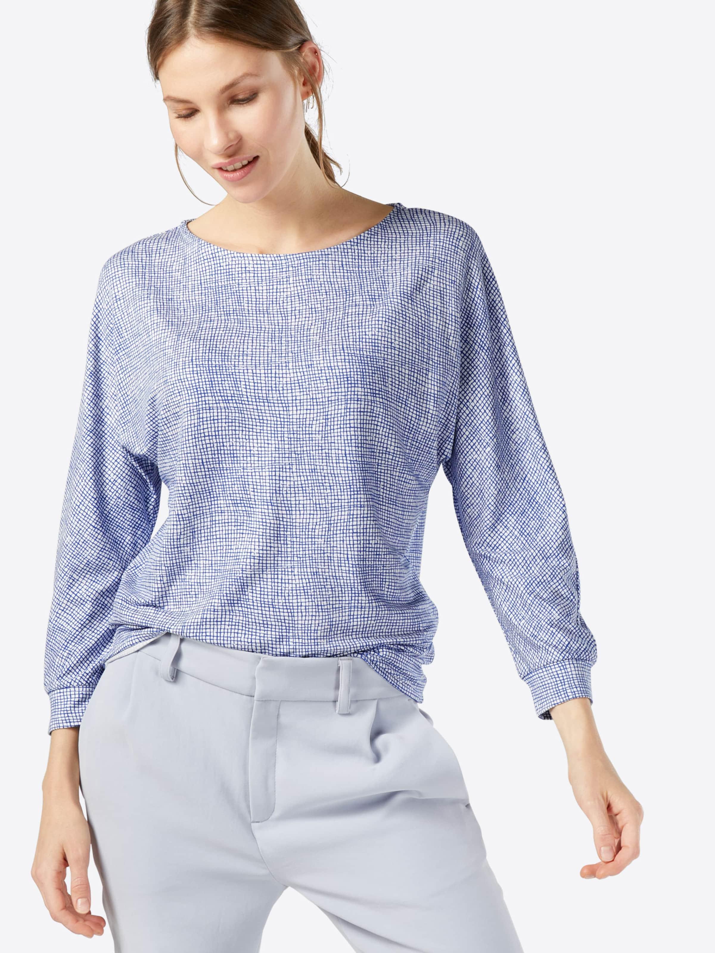 En Opus shirt 'sarony' T BleuBlanc 9E2IDH