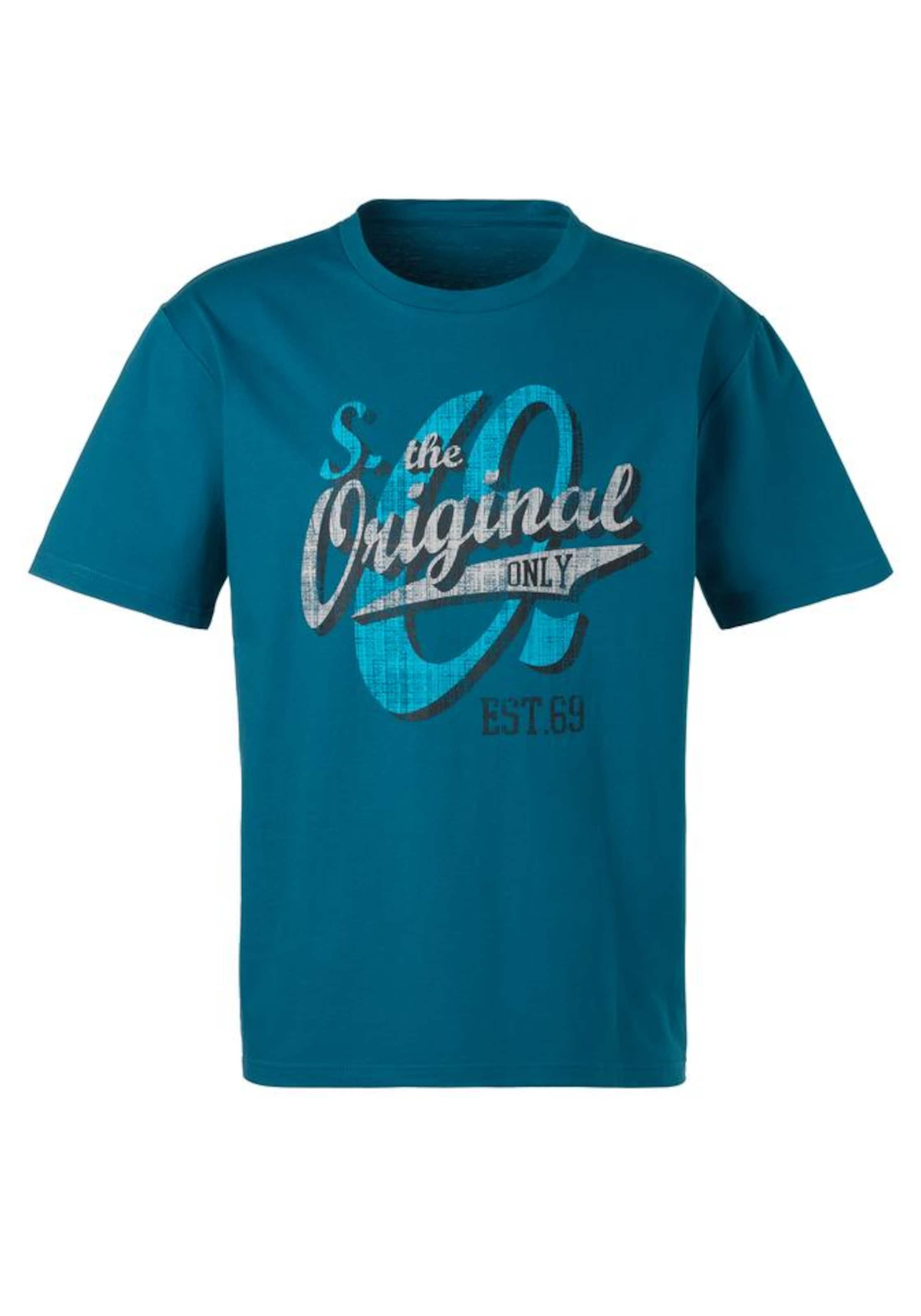 T In shirt S BlauPetrol oliver WY2HIED9