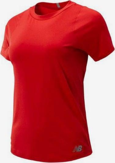 new balance T-Shirt 'WT91233' in rot, Produktansicht