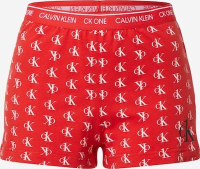 Calvin Klein Underwear Pyžamové nohavice - červené, Produkt