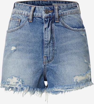 EDC BY ESPRIT Shorts in blue denim, Produktansicht