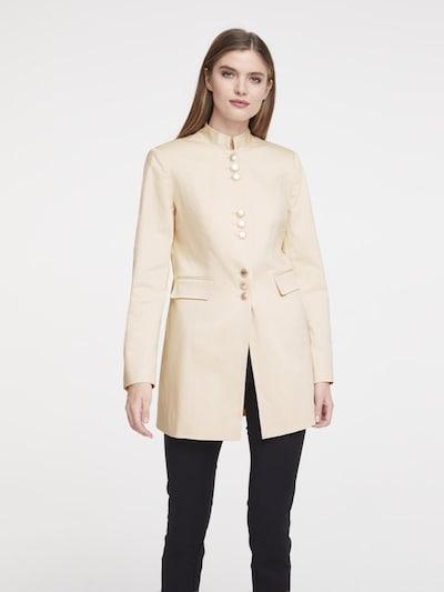 heine Лятно палто в бежово / злато, Преглед на модела
