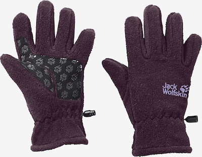 JACK WOLFSKIN Fingerhandschuh in lila, Produktansicht
