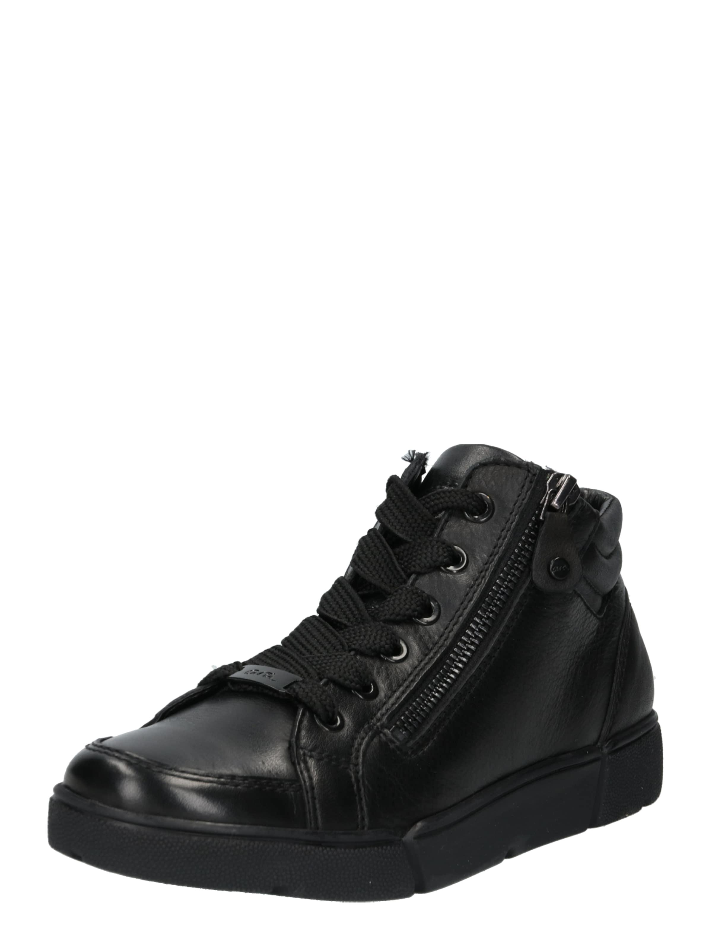 ARA Magas szárú edzőcipők fekete színben